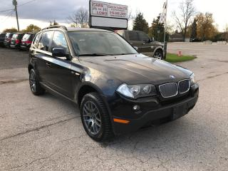 Used 2008 BMW X3 3.0I for sale in Komoka, ON