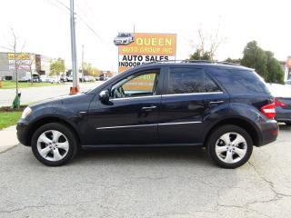 Used 2010 Mercedes-Benz ML 350 ML 350 BlueTEC | Navigation | Push To Start for sale in North York, ON