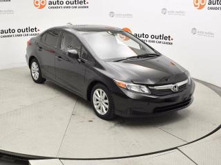 Used 2012 Honda Civic EX-L Auto for sale in Red Deer, AB
