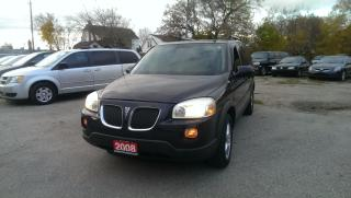 Used 2008 Pontiac Montana w/1SC EXTENDED/DVD for sale in Cambridge, ON
