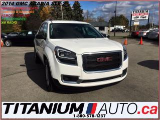 Used 2014 GMC Acadia SLE2+Camera & Sensors+Remote Start+Heated Seats+++ for sale in London, ON