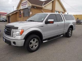 Used 2009 Ford F-150 FX4 Extended cab 6.5Ft Box Certified Ready To Go! for sale in Etobicoke, ON