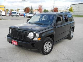 Used 2010 Jeep Patriot 4 Door, Automatic, 3 Years warranty available for sale in North York, ON
