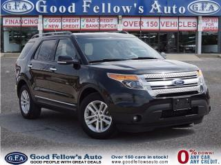 Used 2012 Ford Explorer XLT MODEL, 7 PASSENGER, LEATHER, 4WD, 6 CYL 3.5 L for sale in North York, ON