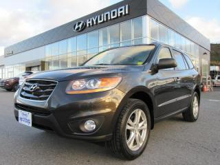 Used 2011 Hyundai Santa Fe LIMITED for sale in Corner Brook, NL