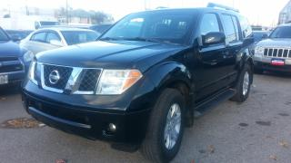 Used 2007 Nissan Pathfinder LE 7 SEAT, LEATHER, 4X4, S-ROOF for sale in North York, ON