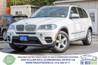 Used 2012 BMW X5 35D Diesel Navi RunningBoards PanoRoof for sale in Caledon, ON