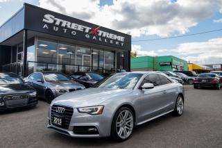 Used 2015 Audi A5 Technik l S-Line l B&O Sound for sale in Markham, ON