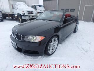 Used 2008 BMW 1 SERIES 135I 2D CABRIOLET 3.0L for sale in Calgary, AB