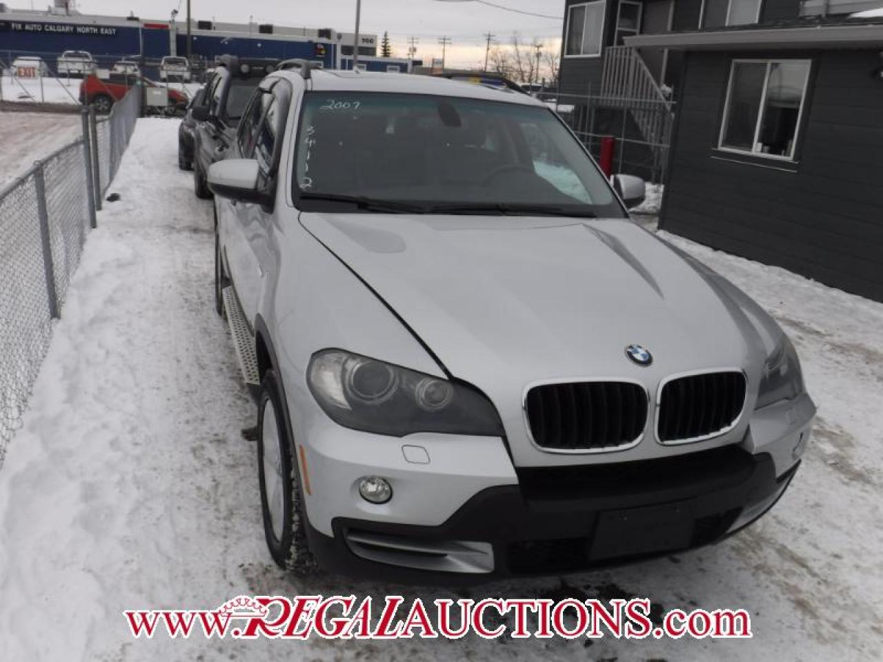 2007 BMW X5  4D UTILITY 3.0SI