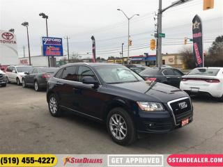 Used 2010 Audi Q5 3.2 | AWD | LEATHER | HEATED SEATS for sale in London, ON