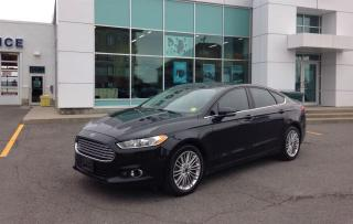 Used 2014 Ford Fusion SE | ROOF | NAV | HEATED SEATS for sale in London, ON