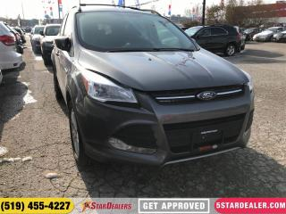 Used 2013 Ford Escape SE | NAV | LEATHER | ROOF | HEATED SEATS for sale in London, ON