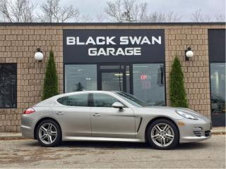 Used 2011 Porsche Panamera 4S, V8, PDK, AWD, NAV for sale in Paris, ON
