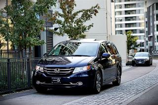 Used 2015 Honda Odyssey Touring for sale in Burnaby, BC