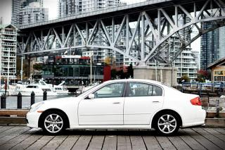 Used 2005 Infiniti G35 Luxury for sale in Burnaby, BC