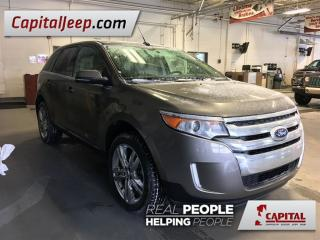 Used 2014 Ford Edge Limited| AWD| Low KM| Sunroof| Leather for sale in Edmonton, AB