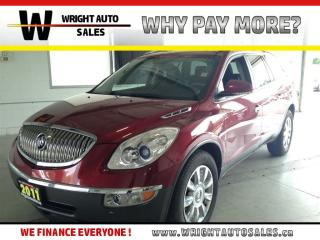Used 2011 Buick Enclave CXL1|7 PASSENGER|LEATHER|SUNROOF|101,720 KMS for sale in Cambridge, ON