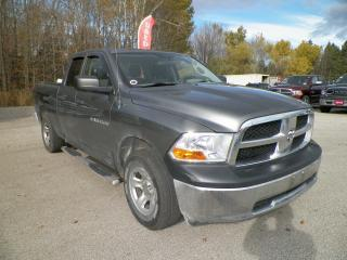 Used 2012 Dodge Ram for sale in Owen Sound, ON