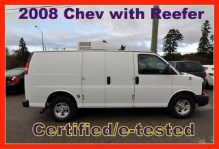Used 2008 Chevrolet Expess 1500 REEFER for sale in Aurora, ON