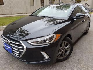 Used 2017 Hyundai Elantra GL-super low mileage-Prisitine for sale in Mississauga, ON
