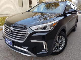 Used 2017 Hyundai Santa Fe XL Premium-AWD-Super Clean for sale in Mississauga, ON