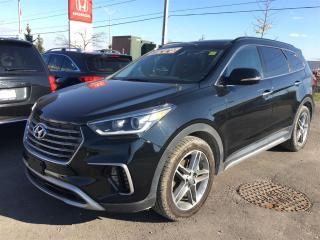 Used 2017 Hyundai Santa Fe XL Ultimate w/6 Passenger for sale in Brampton, ON