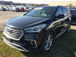 Used 2017 Hyundai Santa Fe XL Limited w/6 Passenger for sale in Brampton, ON