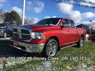 Used 2012 Dodge Ram 1500 BIG HORN..BIG SAVINGS!! for sale in Stoney Creek, ON