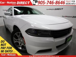 Used 2016 Dodge Charger SXT| AWD| NAV-READY| SUNROOF| TOUCH SCREEN| for sale in Burlington, ON
