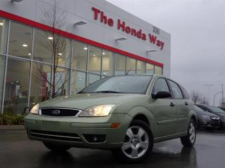 Used 2007 Ford Focus SES for sale in Abbotsford, BC