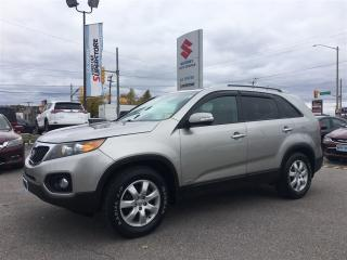 Used 2012 Kia Sorento LX All-Wheel Drive ~Low Km's ~Heated Seats for sale in Barrie, ON