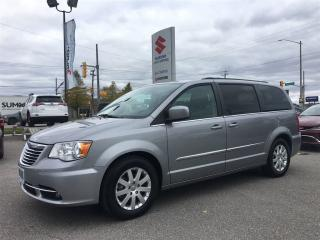 Used 2013 Chrysler Town & Country Touring ~P/Seat ~Full Stow N' Go ~RearView Camera for sale in Barrie, ON