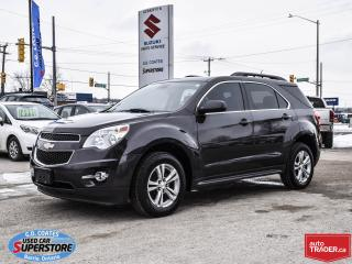Used 2013 Chevrolet Equinox LT AWD ~Heated Seats ~Backup Cam ~Fog Lamps for sale in Barrie, ON