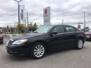Used 2012 Chrysler 200 LX ~Power Seat ~Composed Ride And Handling for sale in Barrie, ON