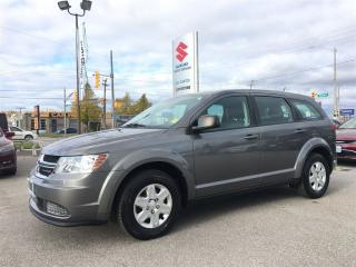 Used 2012 Dodge Journey SE Plus ~Low Km's ~5-Pass ~Clean Tight Unit for sale in Barrie, ON