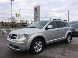Used 2011 Dodge Journey SXT ~7-Passenger ~Rear Video ~Clean Unit for sale in Barrie, ON