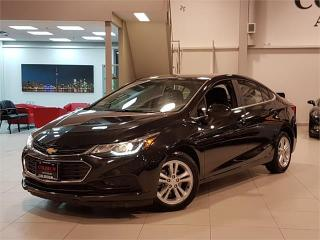Used 2017 Chevrolet Cruze LT-AUTO-REAR CAM-BLUETOOTH-ONLY 51KM for sale in York, ON