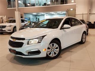 Used 2016 Chevrolet Cruze Limited LT-AUTO-REAR CAM-BLUETOOTH-ONLY 73KM for sale in York, ON