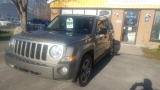 Used 2008 Jeep Patriot SPORT for sale in Barrie, ON