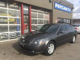 Used 2005 Nissan Altima 2.5 SL for sale in Kitchener, ON