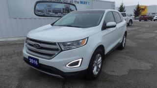 Used 2016 Ford Edge SEL AWD *DEAL PENDING* for sale in Stratford, ON