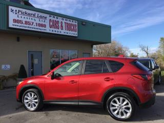 Used 2015 Mazda CX-5 GT $186.66 BI WEEKLY! $0 DOWN! CERTIFIED! for sale in Bolton, ON
