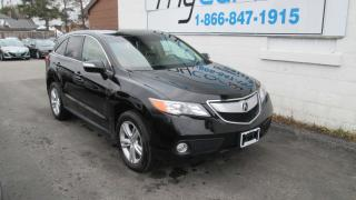 Used 2014 Acura RDX Base for sale in Richmond, ON
