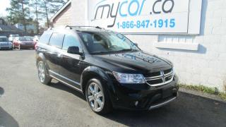 Used 2012 Dodge Journey R/T for sale in Kingston, ON