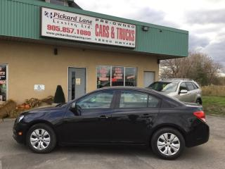 Used 2015 Chevrolet Cruze 1LS for sale in Bolton, ON