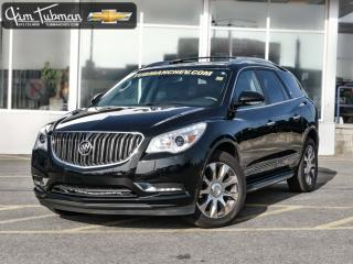 Used 2017 Buick Enclave Premium for sale in Gloucester, ON