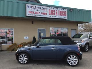 Used 2010 MINI Cooper $114.15 BI WEEKLY! $0 DOWN! CERTIFIED! for sale in Bolton, ON