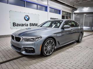 New 2018 BMW 540i xDrive Sedan for sale in Edmonton, AB