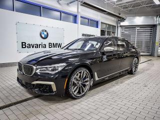 New 2018 BMW M760Li xDrive Sedan for sale in Edmonton, AB